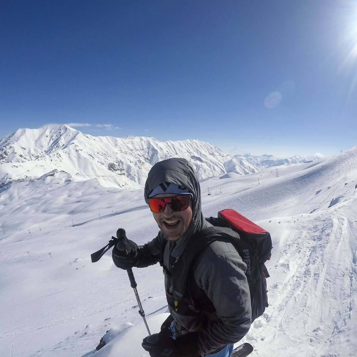 Iran Freeride Safari - Wycieczki Skitour