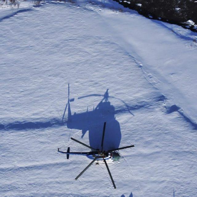 Kirgistan Heli Ski Freeride Combo